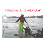 DAvid viz biz b-1, FASHIONABLE  SUMMER WEAR Postcards