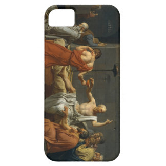 David's Death of Socrates iPhone 5 Cover