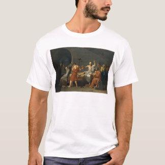 David's Death of Socrates T-Shirt