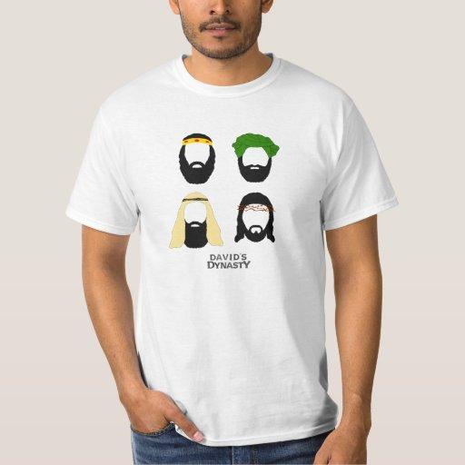 David's Dynasty - Beard - T-Shirt