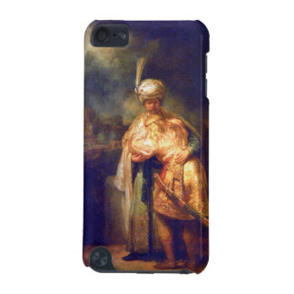 Davids farewell with Jonathan by Rembrandt iPod Touch (5th Generation) Cases