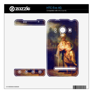 Davids farewell with Jonathan by Rembrandt Decal For The HTC Evo 4G