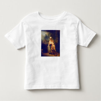 Davids farewell with Jonathan by Rembrandt Toddler T-shirt