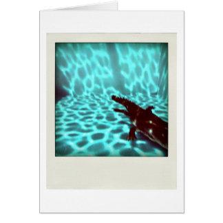 David's Pool 07c04 flou 3d Computer Art card