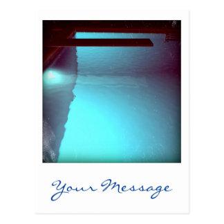 David's Pool 09d07 Custom 3d Computer Art postcard