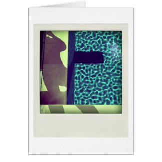 David's Pool 10e05 3d Computer Art card
