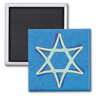 David's Star Magnet