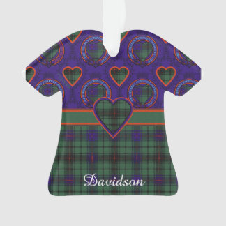 Davidson clan Plaid Scottish tartan