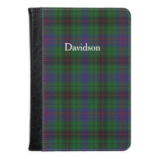 Davidson Custom Plaid Kindle Fire Folio