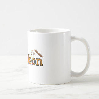Davidson SK coffee mug