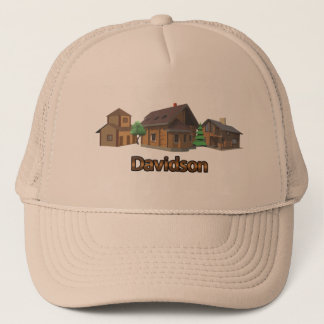 Davidson SK hat - Friendly neighbourhood