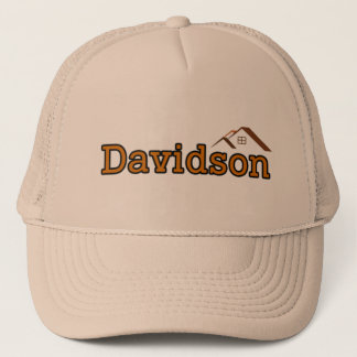 Davidson SK hat - Simple logo