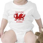 Davidson Welsh Dragon Bodysuit