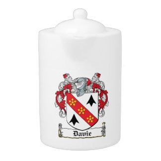 Davie Family Crest