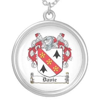 Davie Family Crest Custom Jewelry