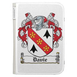 Davie Family Crest Kindle 3G Case