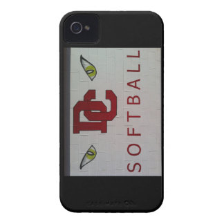 Daviess County Softball iPhone 4 Case