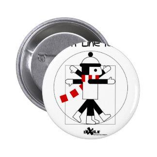 DaVinci LineRider 2 Inch Round Button