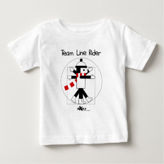DaVinci LineRider Baby T-Shirt