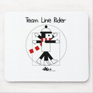 DaVinci LineRider Mouse Pads