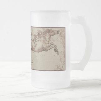 DAVINCI RIDER II COFFEE MUGS
