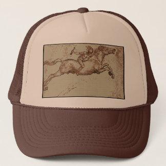DAVINCI RIDER II TRUCKER HAT