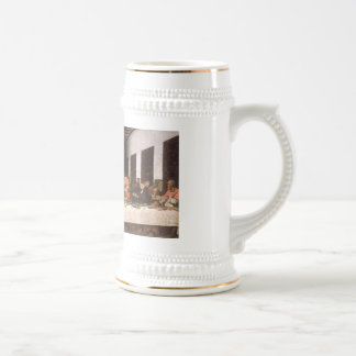 DaVinci's Last Supper Stein Coffee Mugs