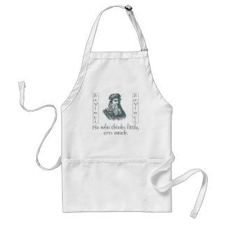 davincival adult apron