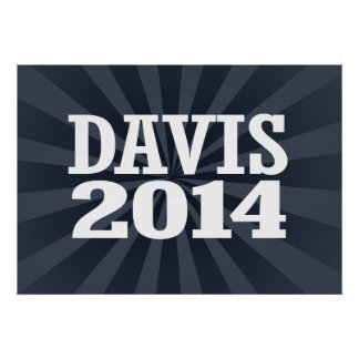 DAVIS 2014 POSTERS