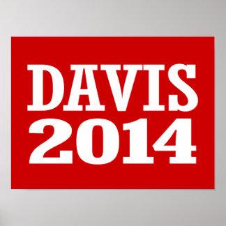DAVIS 2014 PRINT