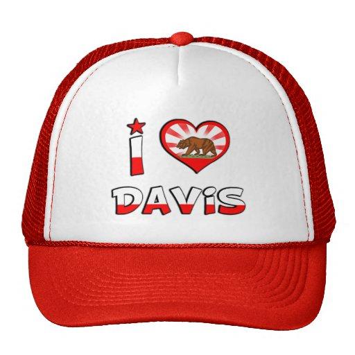 Davis, CA Gorros
