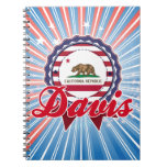 Davis, CA Libreta