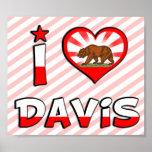 Davis, CA Posters