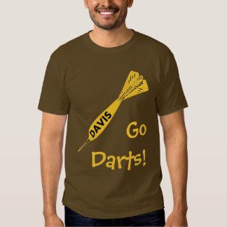 Davis Darts High School Kaysville Utah Shirt