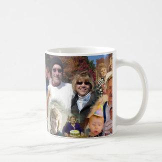 Davis Family Coffee Cup... 11/15/09 Classic White Coffee Mug