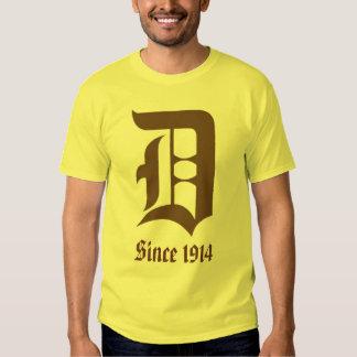 Davis High School Kaysville Utah Darts Since 1914 Tee Shirt