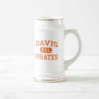 Davis - Pirates - High School - Yakima Washington Beer Stein