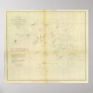Davis' Shoal Print