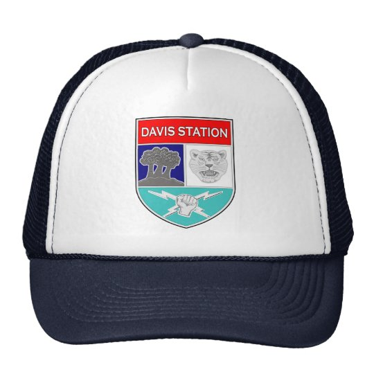 Davis Station - 509th Radio Research Group 1 Trucker Hat