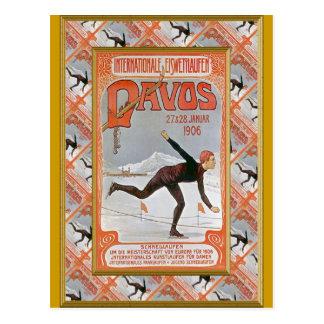 Davos 1906 tarjetas postales