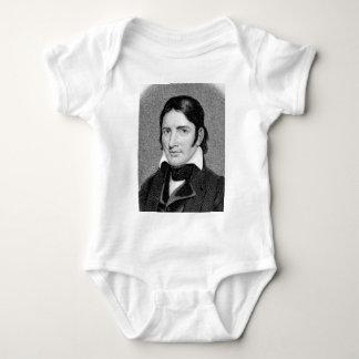 Davy Crockett Baby Bodysuit