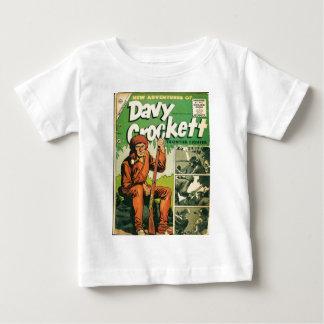 Davy Crockett Baby T-Shirt