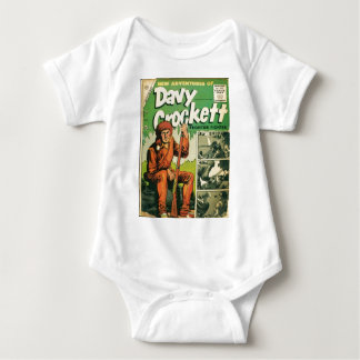 Davy Crockett T-shirts