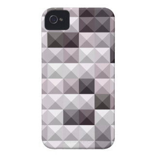 Davy Gray Abstract Low Polygon Background Case-Mate iPhone 4 Case