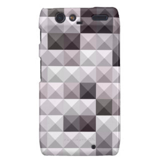 Davy Gray Abstract Low Polygon Background Droid RAZR Cover