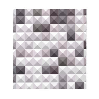 Davy Gray Abstract Low Polygon Background Notepad