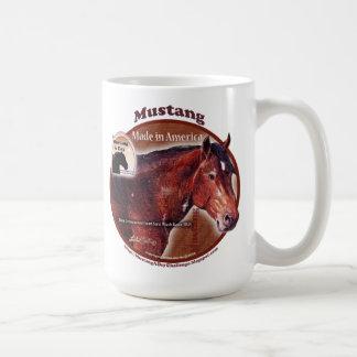 Davy Greasewood Mustang Mug MLB