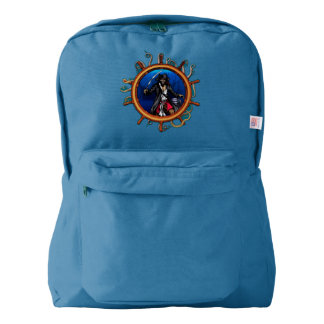 Davy Jones Locker Backpack