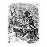 Davy Jones' Locker Postcard