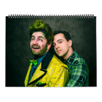 Davy Mack NYC Backstage 2020 Calendar